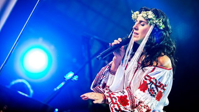 Happy Birthday to Jamala!
