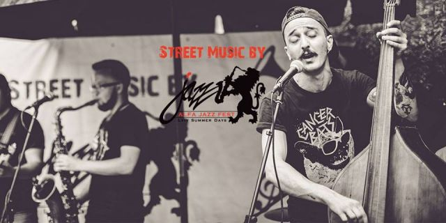 Alfa Jazz Fest запрошує музикантів взяти участь у святі вуличної музики