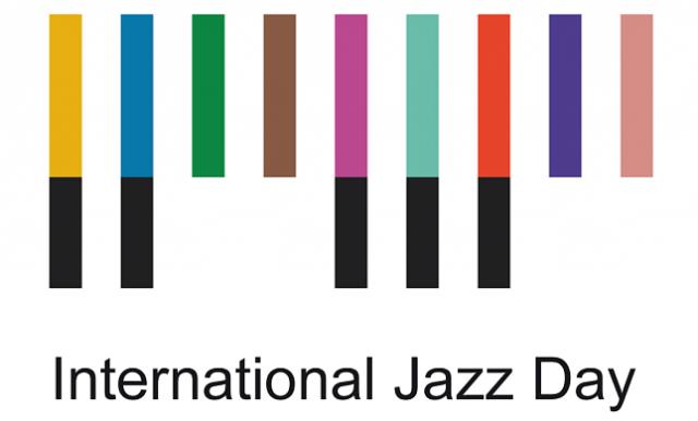 Вітаємо з Міжнародним Днем джазу!