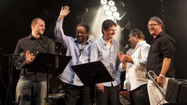 25 червня на Сцені на площі Ринок виступить Caryl Baker Quartet