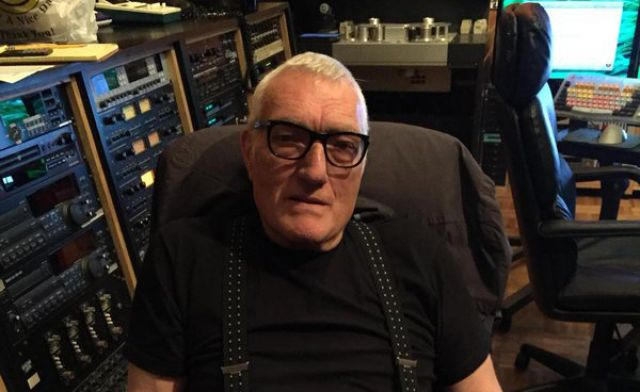 Зустріч з відомим продюсером, який заснував знаменитий голландський лейбл Criss Cross Jazz, Джеррі Тікенсом