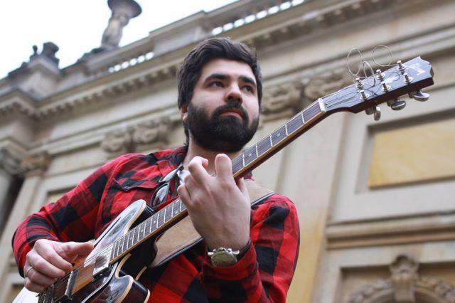 Igor Osypov Quartet представить нову авторську програму 24 червня на Сцена на площі біля палацу Потоцьких.