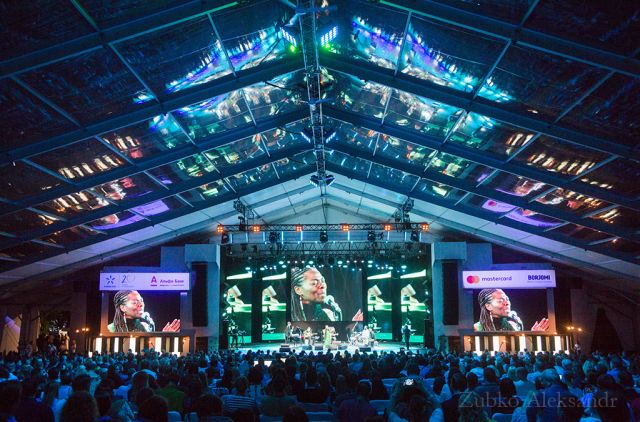 Leopolis Jazz Fest is in the list of 10 Must-Visit Festivals in Ukraine!