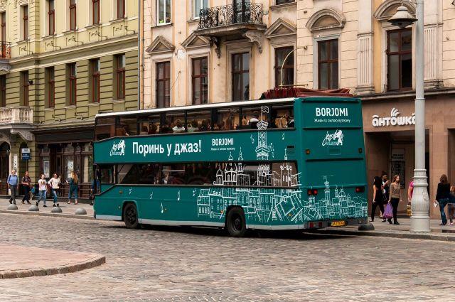 Borjomi Jazz Bus на фестивалі