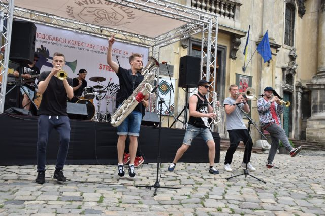 Розпочинаємо реєстрацію молодих музикантів на свято вуличної музики