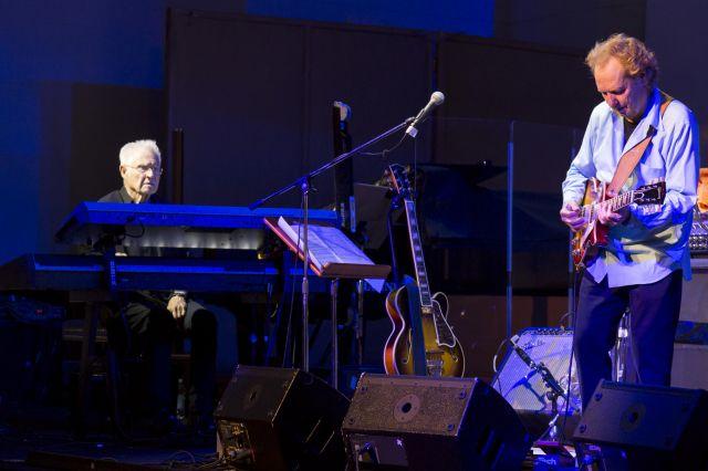 28 червня на Leopolis Jazz Fest виступить зірковий гітарист Лі Рітенур та десятикратний володар Греммі Дейв Грусін