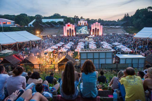 Традиційно на Leopolis Jazz Fest будуть працювати пікнікові зони