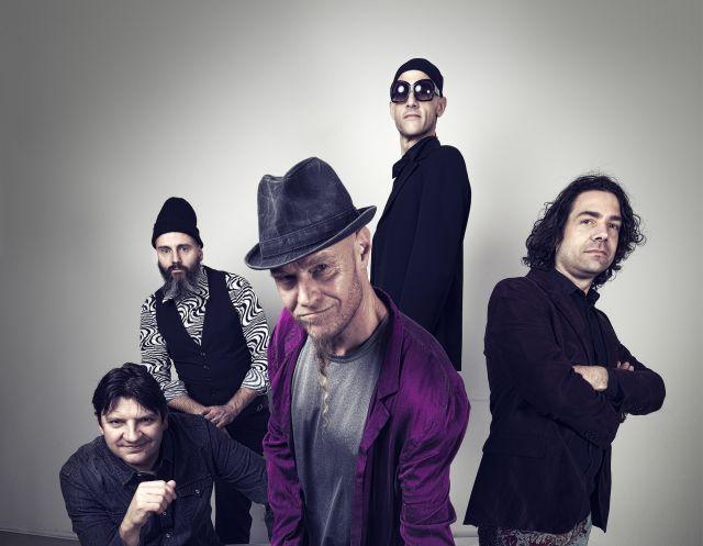 Концерт Dave Feusi - The Groove Gang (Швейцарія) відбудеться 28 червня о 15:00 на пл. Ринок