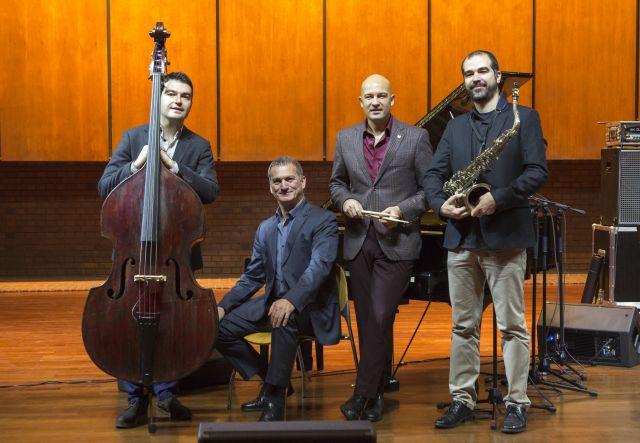 Kerem Gorsev Quartet (Туреччина) виступить 30 червня на пл. Ринок.