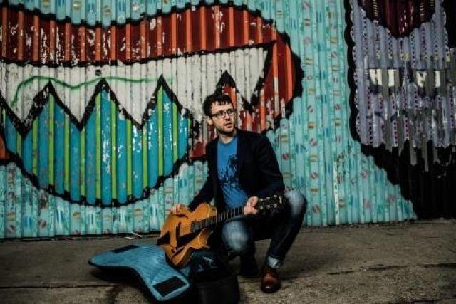 1 липня о 16:00 на площі Ринок виступить Alex Goodman Quartet