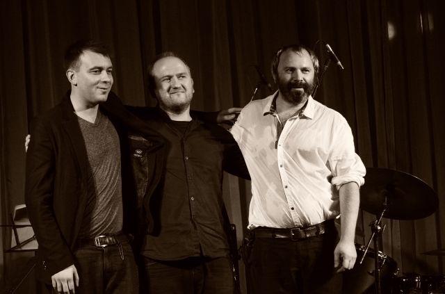 30 червня на сцені біля палацу Потоцьких виступить Alexey Bogolyubov Trio
