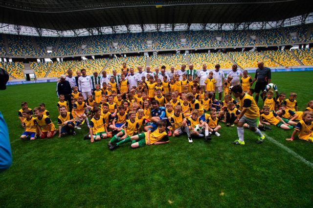 Запрошуємо 1 липня на футбольне свято пам'яті Андрія Баля. Реєструйте дітей для участі у грі з зірковими футболістами