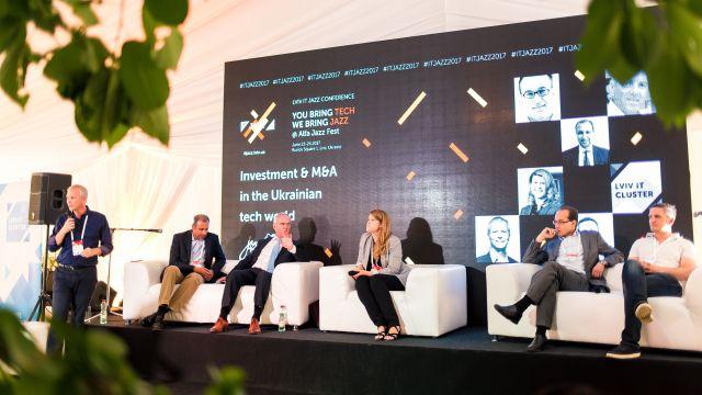 29 червня -1 липня у Львові відбудеться конференція IT Jazz