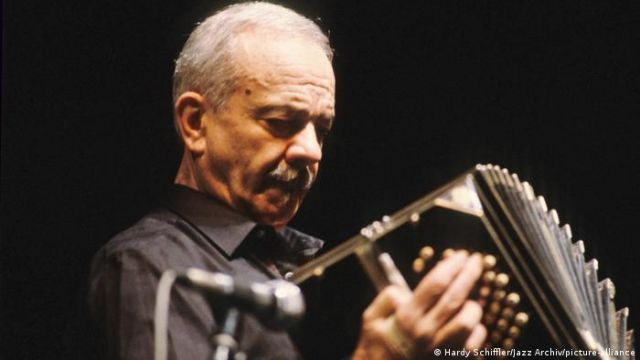 Today is the 100th anniversary of the birth of Astor Piazzolla
