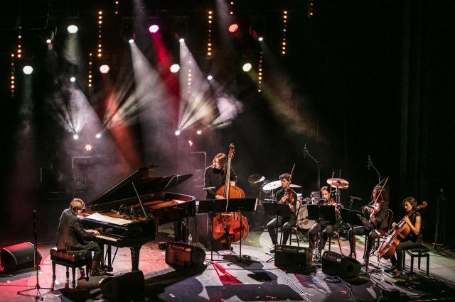 On 26 June Jan Lundgren will perform at Eddie Rosner stage.