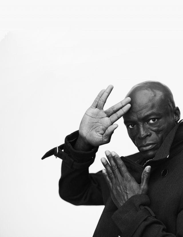 Seal  – on 25 June at Leopolis Jazz Fest 2021