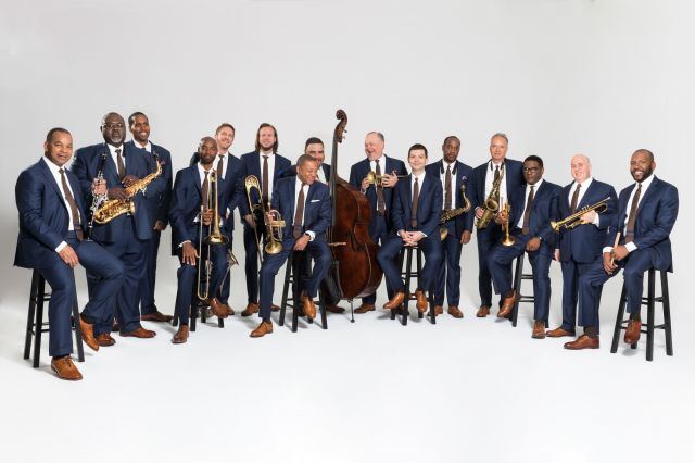 Jazz at Lincoln Center Orchestra with Wynton Marsalis at Leopolis Jazz Fest