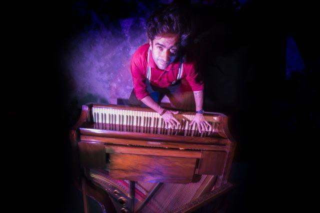 On 24 June Harold López-Nussa will perform at Eddie Rosner stage